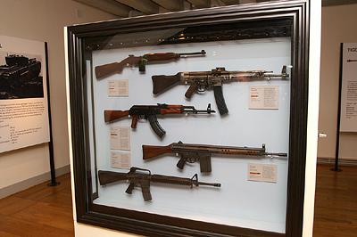 Военный музей Армии в Швеции