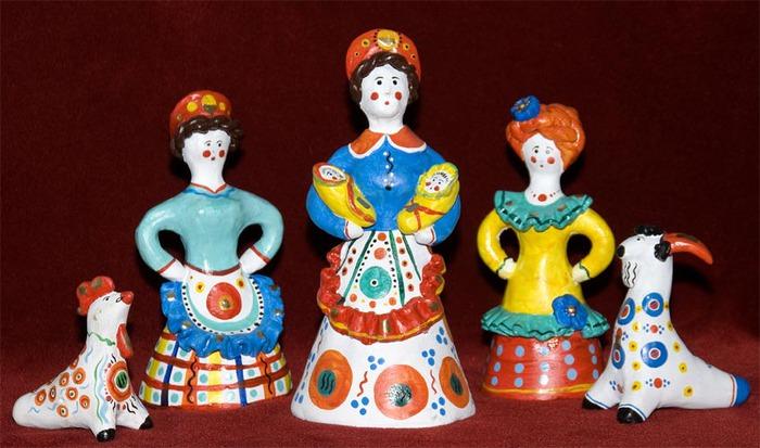 Игрушки музея