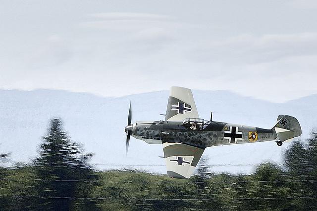 Бф-109Е-3