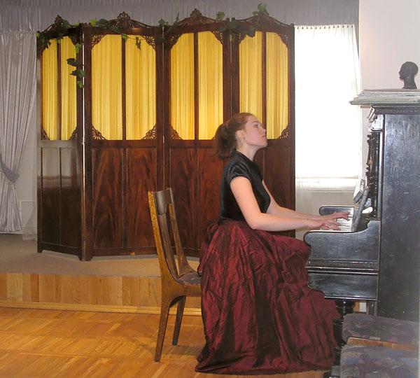 Старинного фортепиано