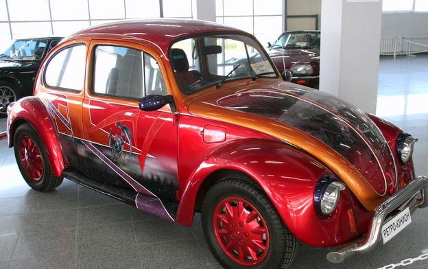 Музей ретро-автомобилей в Выборге