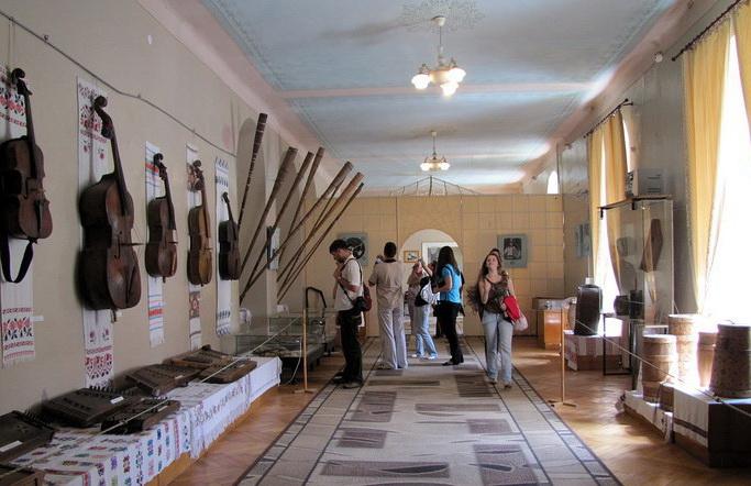 Закарпатский областной краеведческий музей
