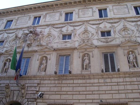 Римский музей  Галерея Спада
