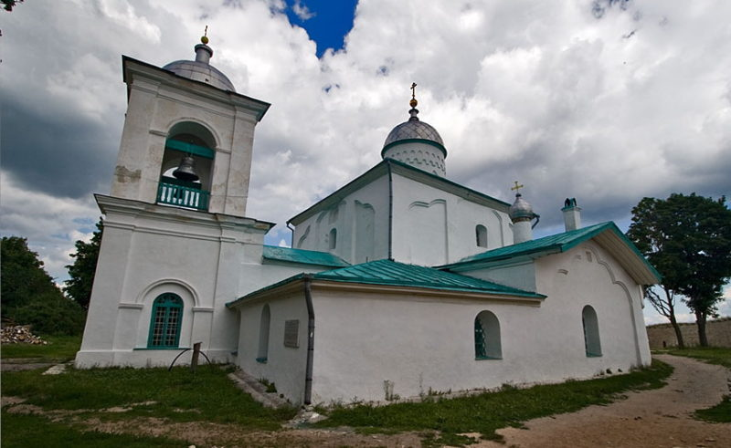 Музей-заповедник Изборск