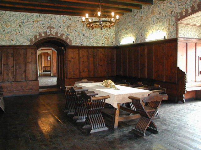 Оравский музей в Словакии