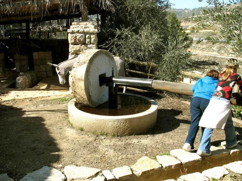 Музей древних ремесел Эйн-Яэль в Иерусалиме