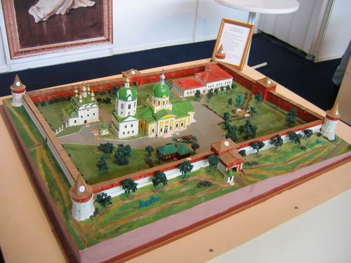 Экспозиция Музей «Зарайский Кремль»