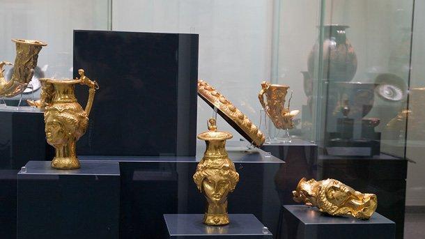 Золотое сокровище Панагуриште