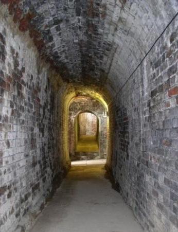 Тоннель замка