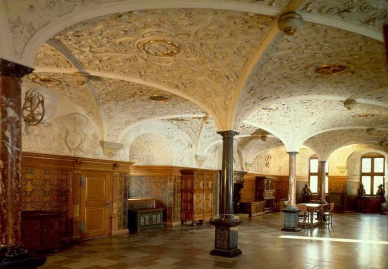 Музей национальной истории в Дании