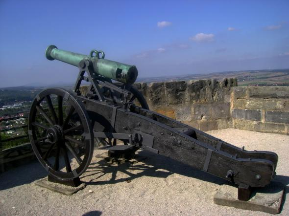 Защита крепости