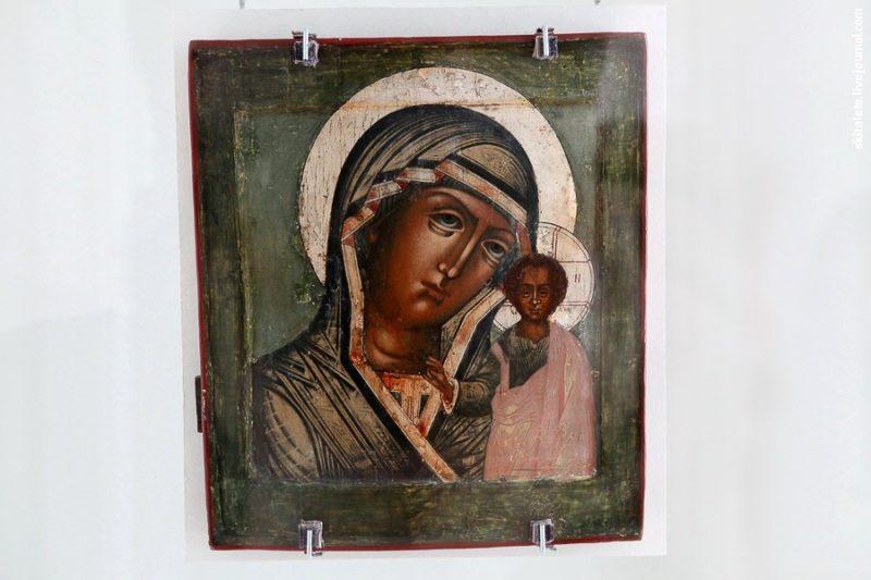 Икона святых мучеников Флора и Лавра