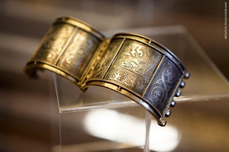 Шедевр, изготовленный древнерусскими ювелирами