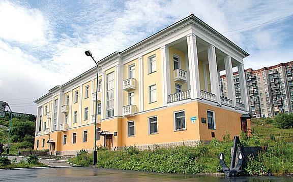 Историко-краеведческий музей Полярного