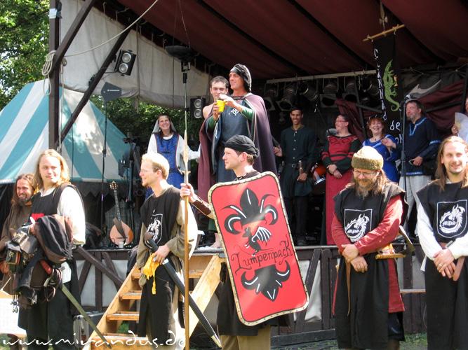 Рыцарский турнир