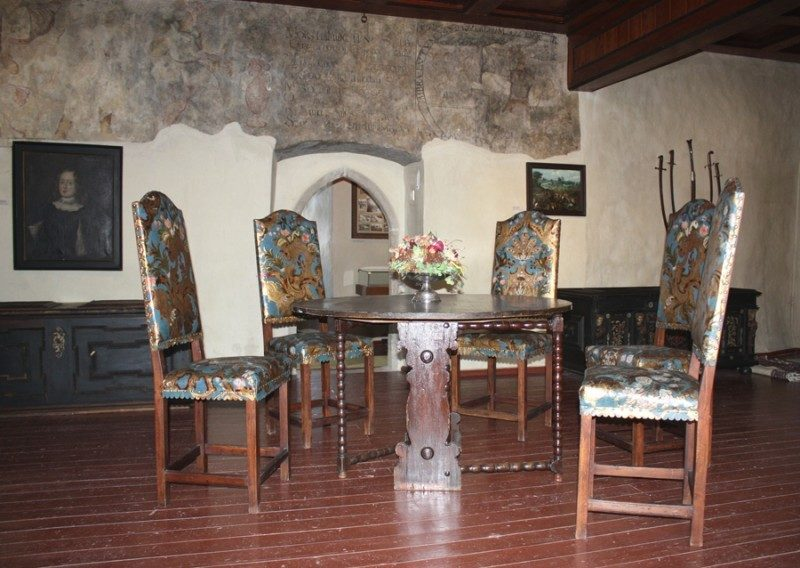 Кежмарский замок-музей