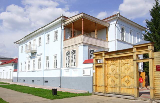 Мемориальный дом-музей И.И. Шишкина