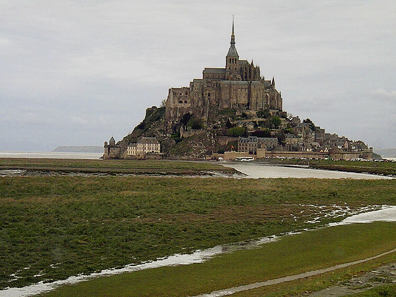Музеи замка Мон-Сен-Мишель