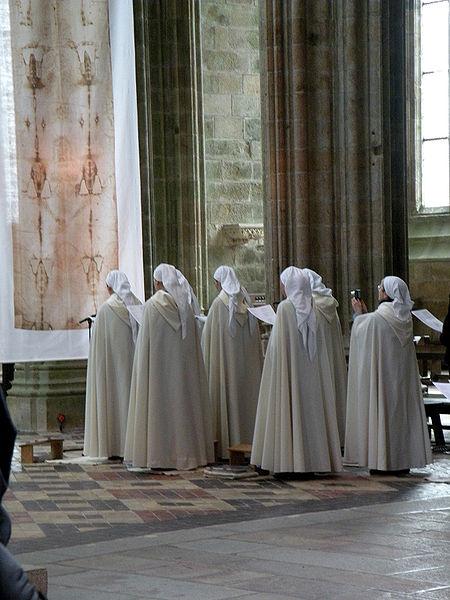 Монастырь монахов-бенедиктинцев
