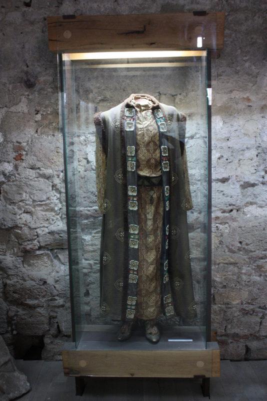 "Музей-крепость ""Баба Вида"" в Болгарии"