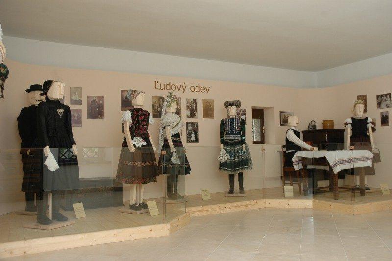 Тековский музей в Левице