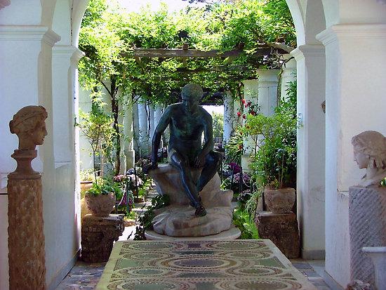 Сад музея
