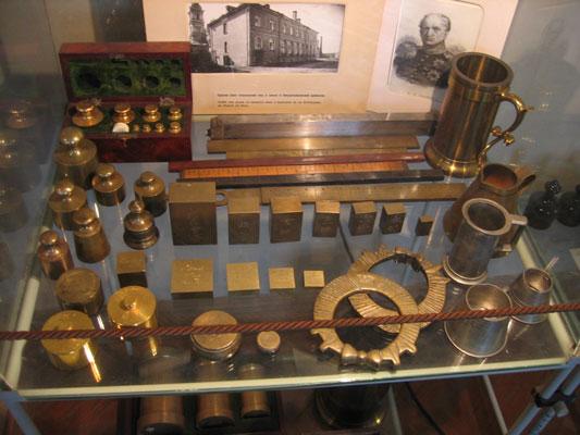 Метрологический музей: путешествие в мир эталонов