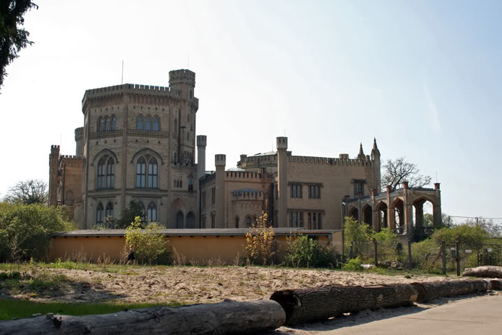 Реставрация музея