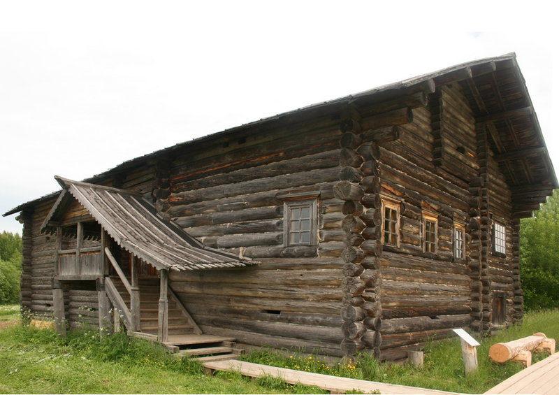 Дом Кочкина