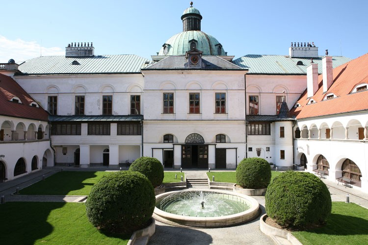 Музей антиквариата в поместье Топольчанки