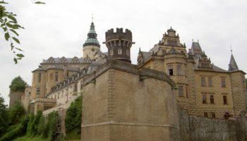 Замок-музей Фридлант