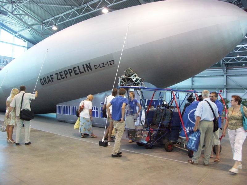 Воздухоплавающий корабль