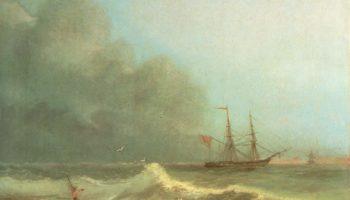 Море перед бурей