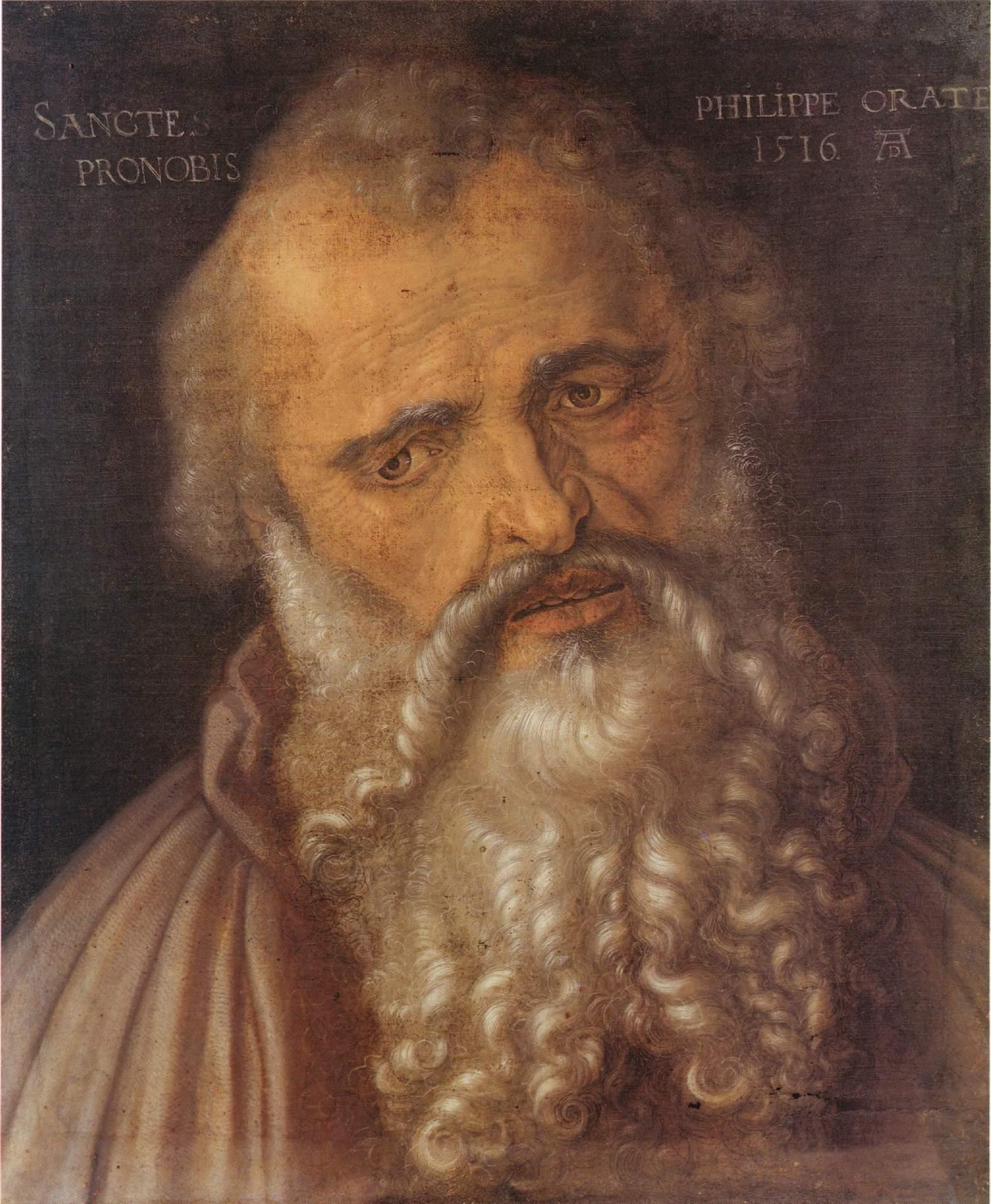Апостол Филипп, Альбрехт Дюрер