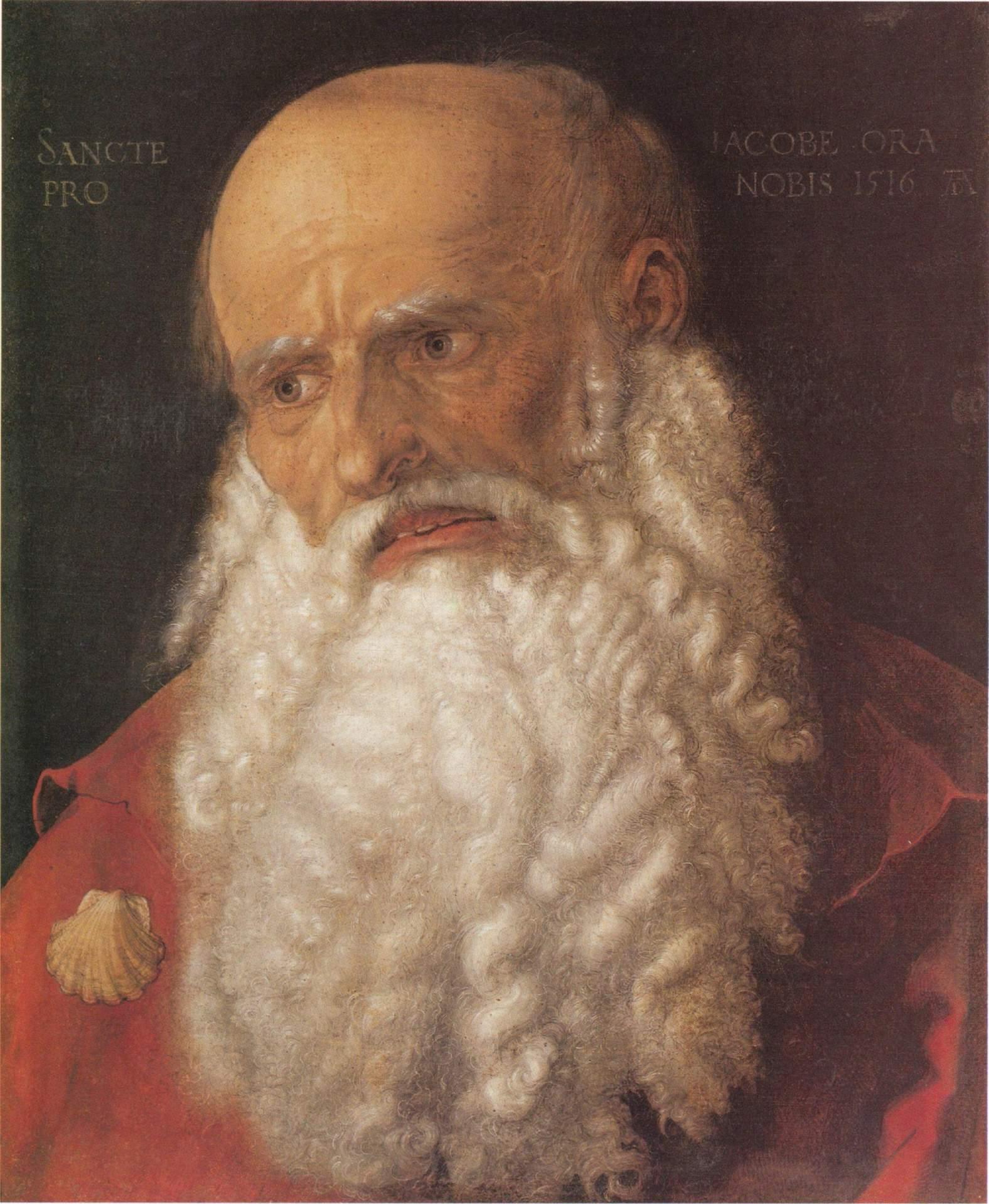 Апостол Иаков, Альбрехт Дюрер