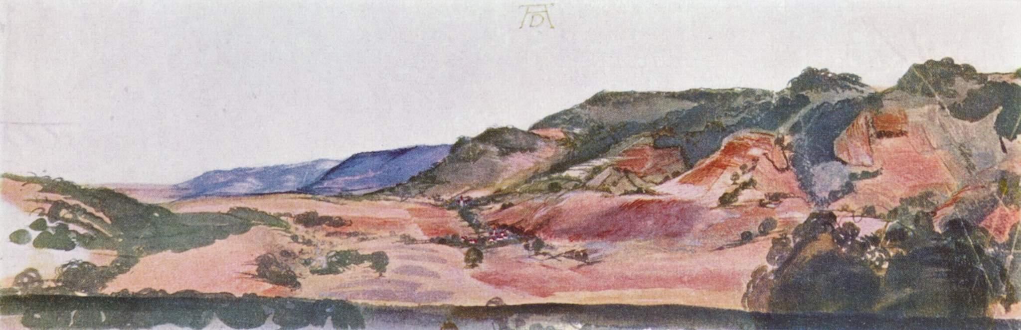 Долина Калькройт, Альбрехт Дюрер