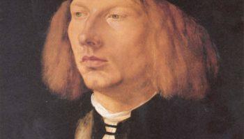Портрет Буркарда фон Шпейера