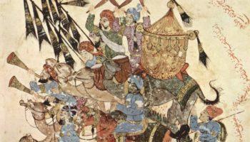 Харири, караван паломников (тридцать первый макам)