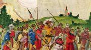 Триумфальное шествие императора Максимилиана, Обоз.