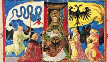 Триумфальное шествие императора Максимилиана, Повторное взятие Милана