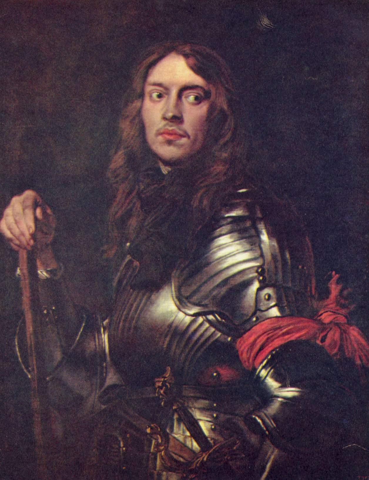 Портрет рыцаря с красной повязкой, Антонис ван Дейк
