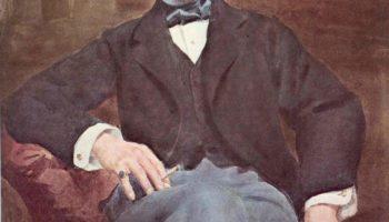 Портрет пианиста Вальтера Нувеля