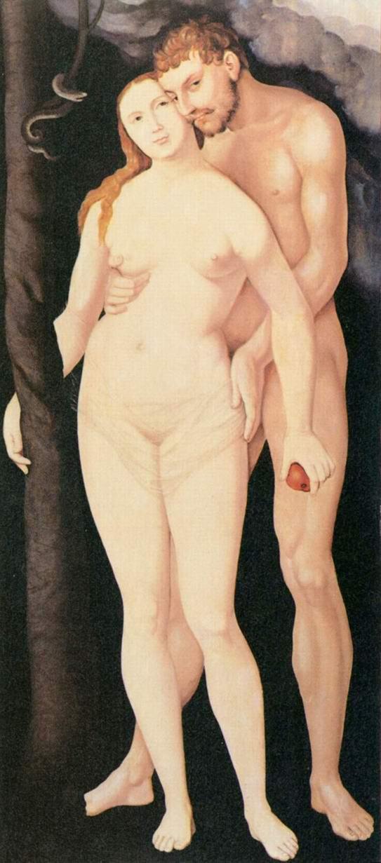 Бальдунг Ханс-Адам и Ева, Бальдунг Ханс