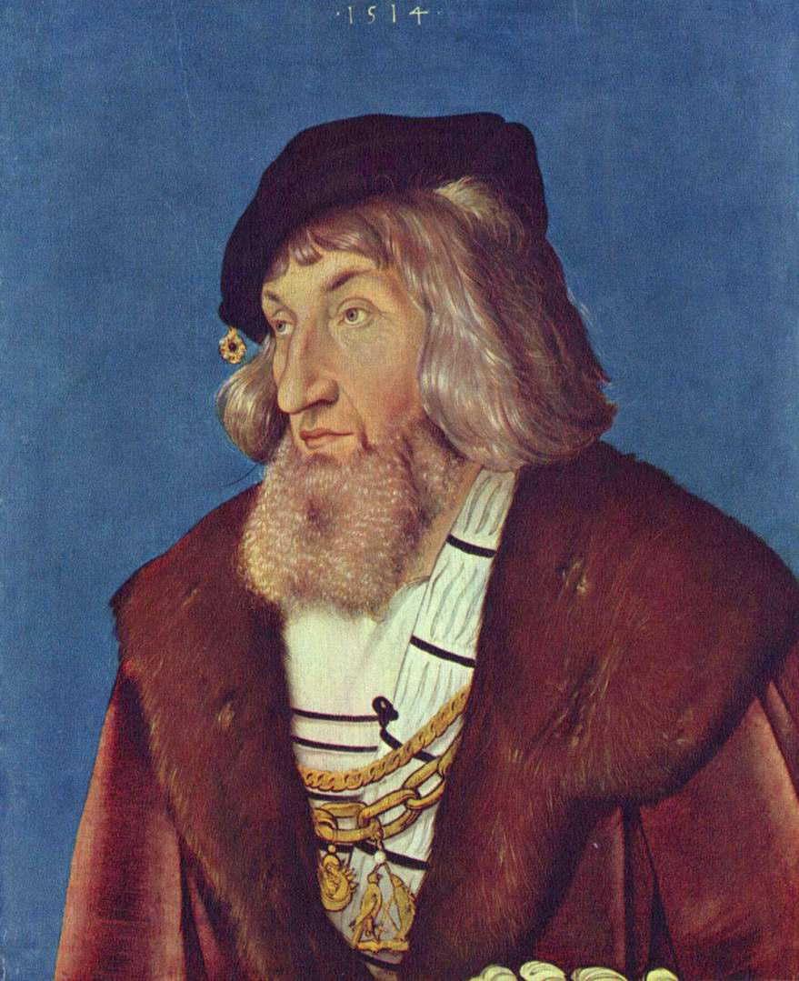 Бальдунг Ханс-Портрет бородатого мужчины, Бальдунг Ханс