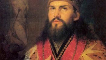 Портрет Михаила Десницкого