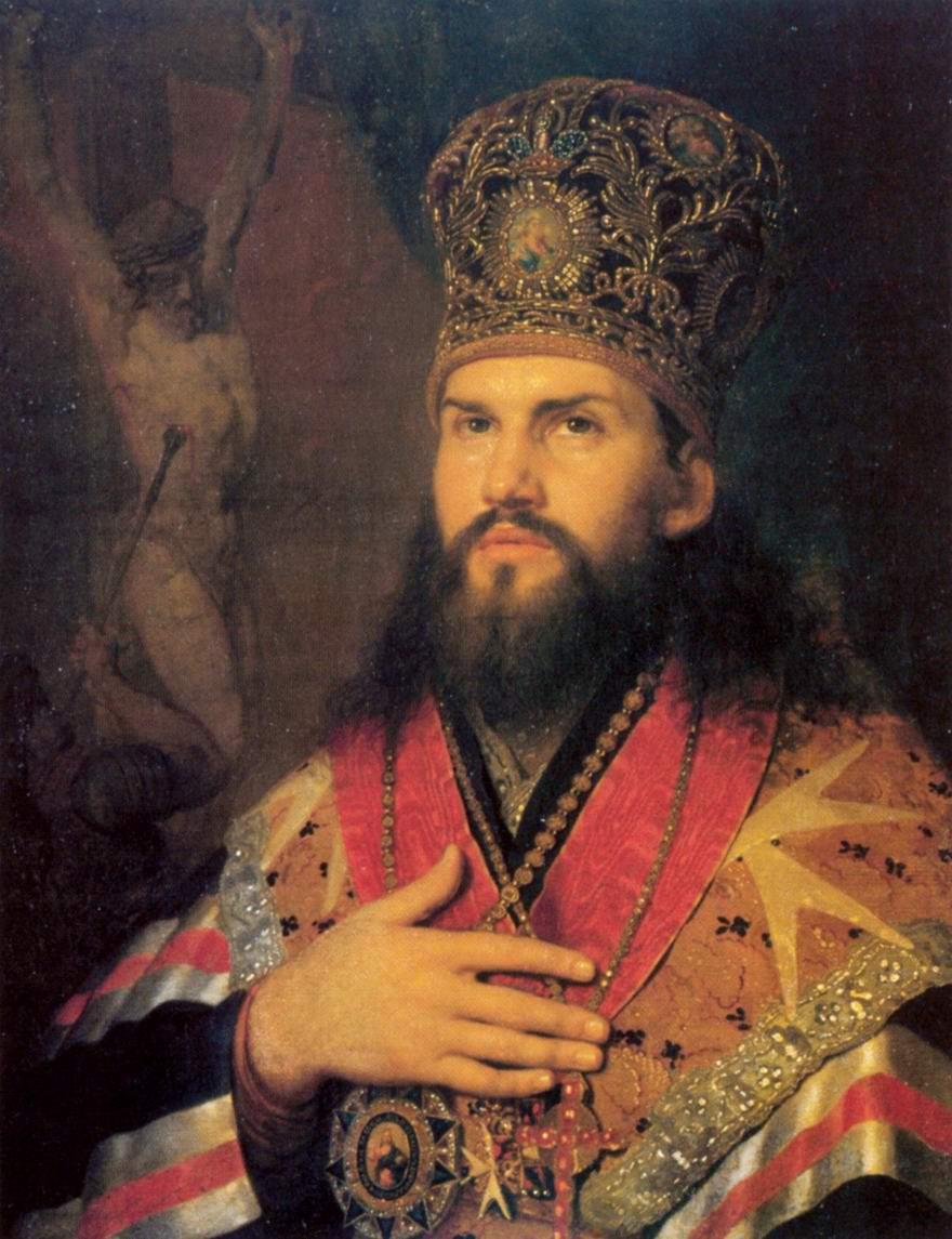 Портрет Михаила Десницкого, Боровиковский Владимир Лукич
