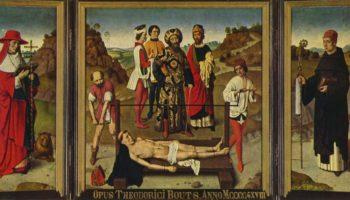 Триптих «Мученичество Святого Эразма»