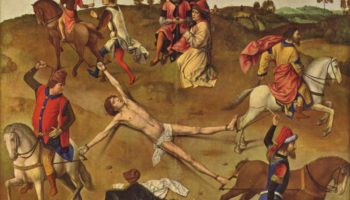 Мученическая смерть св. Ипполита