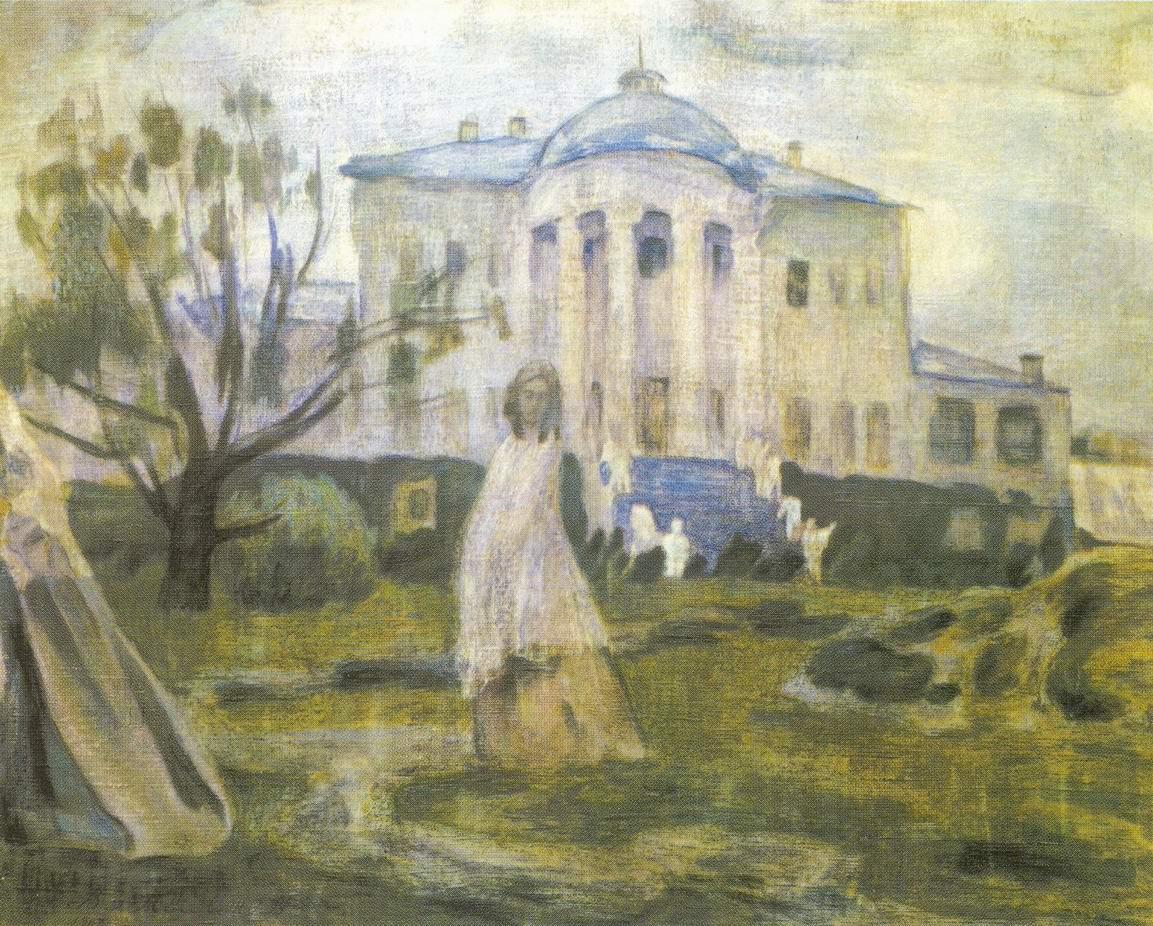 Призраки, Борисов-Мусатов Виктор Эльпидифорович