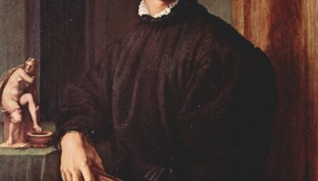 Портрет молодого человека с лютней